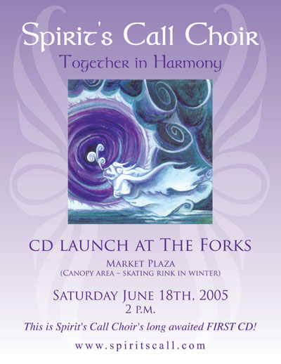 CD Launch - Spirit's Call Choir - Together in Harmony